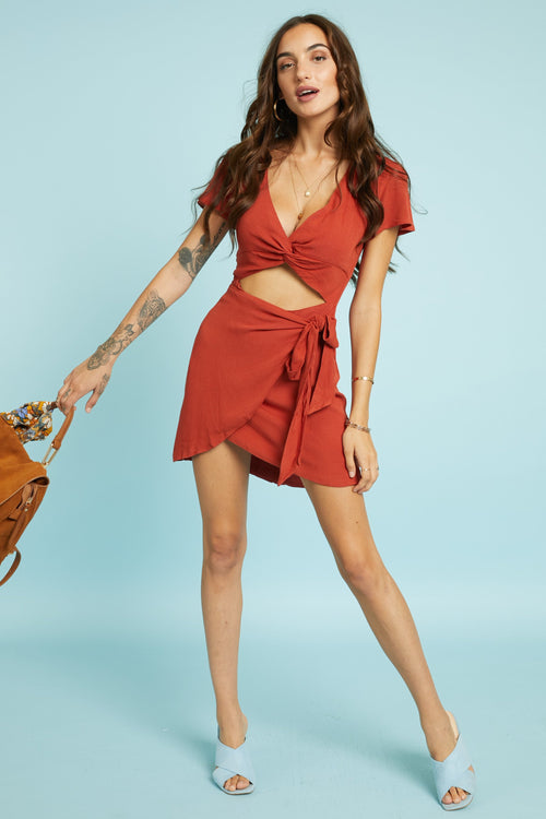 Love Shack Dress