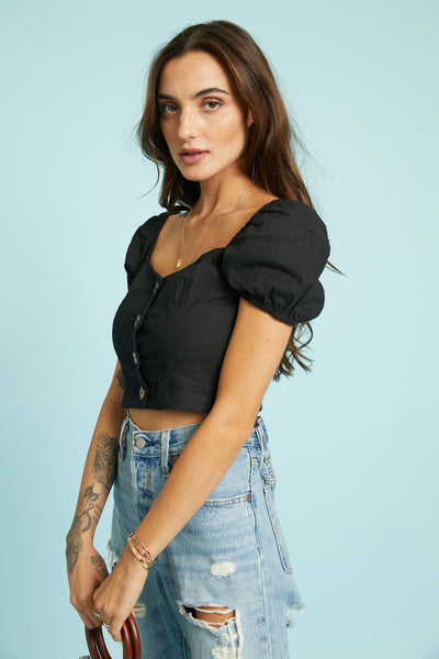 Marley Crop Top