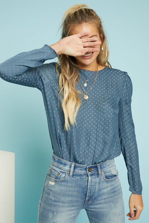 Working Girl Top- FINAL SALE