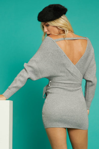 Amélie Sweater Dress - FINAL SALE