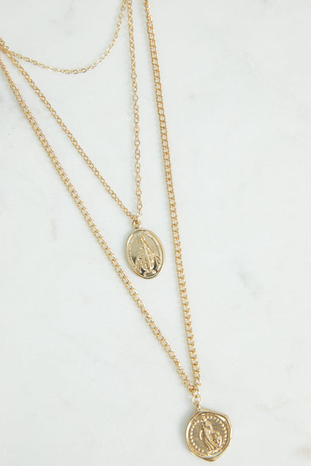 Watch Over Me Necklace