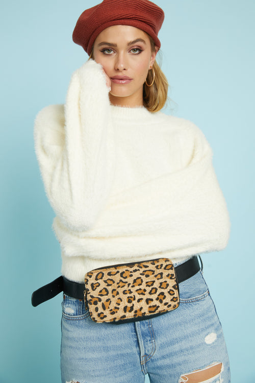 Animal Instinct Fanny Pack