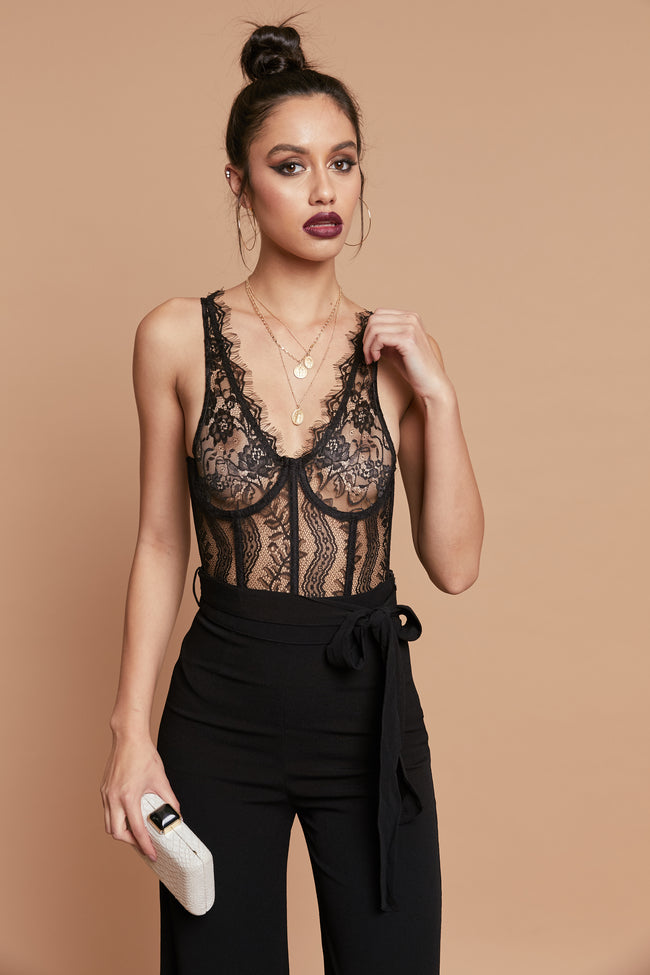 Out From Under Bodysuit - FINAL SALE
