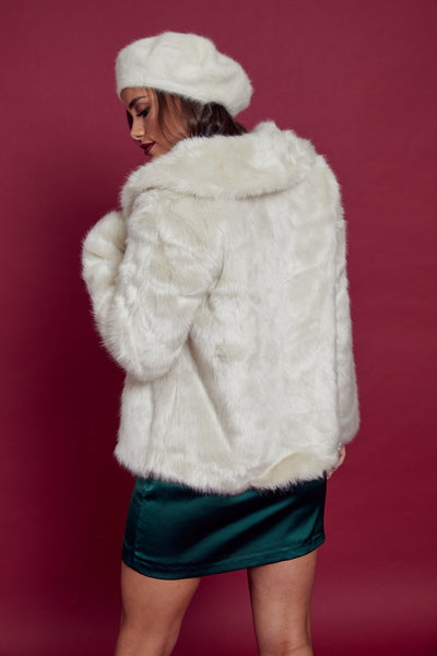 Fur Ever Mine Jacket by Amuse Society