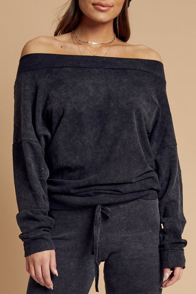 Over Easy Sweatshirt by Indah