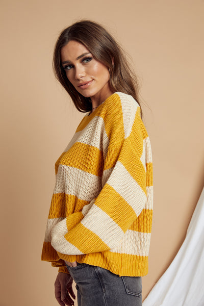 Book Club Sweater - FINAL SALE