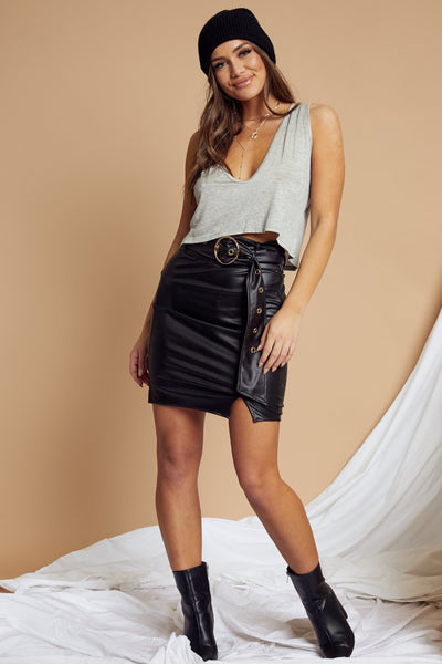 Keira Mini Skirt by East N West Label - FINAL SALE