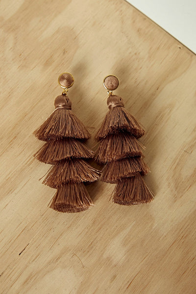 Posh Earrings - FINAL SALE