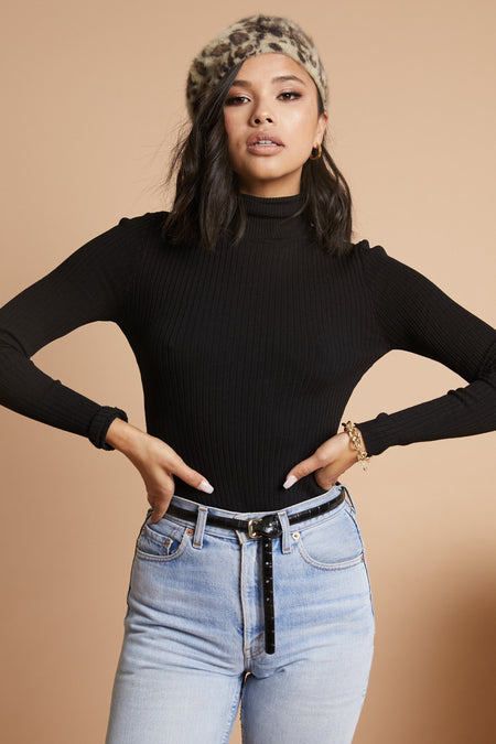 Talk Is Cheap Crop Top