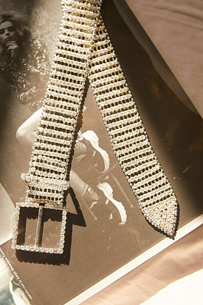 Bling Ring Belt