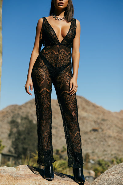 VIP Jumpsuit - FINAL SALE