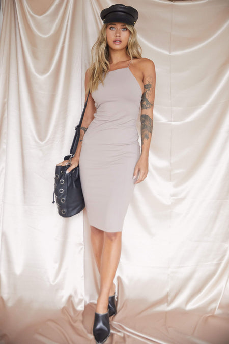Adorn You Wrap Dress - FINAL SALE