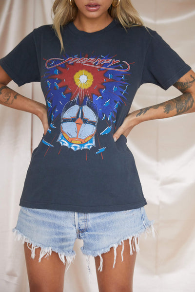 Journey Tour 84 Oversized Tee by Daydreamer