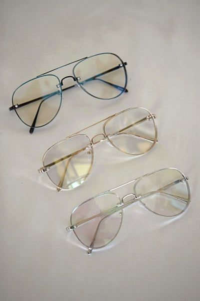 See Thru You Sunnies - FINAL SALE