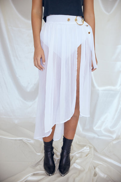 Lucy Belt Coverup by East N West Label - FINAL SALE