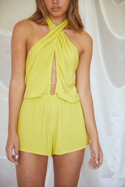 Oyster Romper by Indah