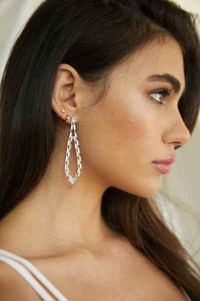 Front Row Earrings
