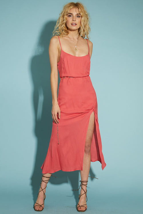 Sangria Maxi Dress - FINAL SALE