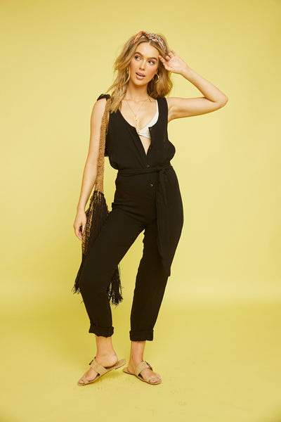 Lost In Love Jumpsuit by Stillwater