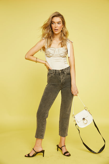 Aline High Rise Skinny Jean - FINAL SALE