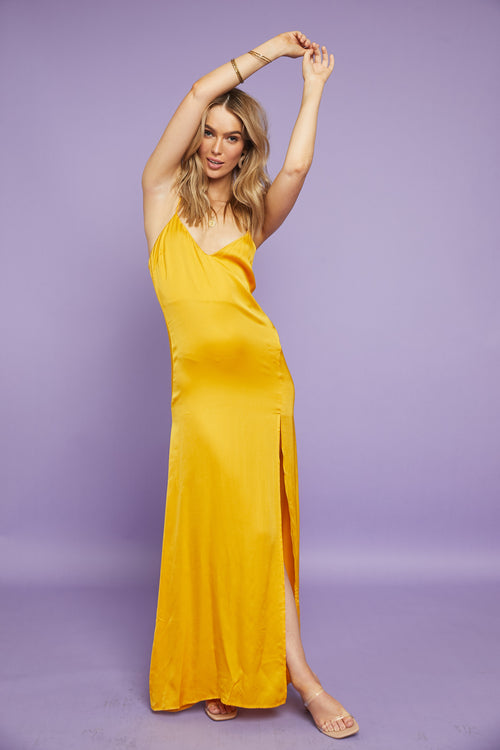 Ever Thine Maxi Slip by Stillwater - FINAL SALE