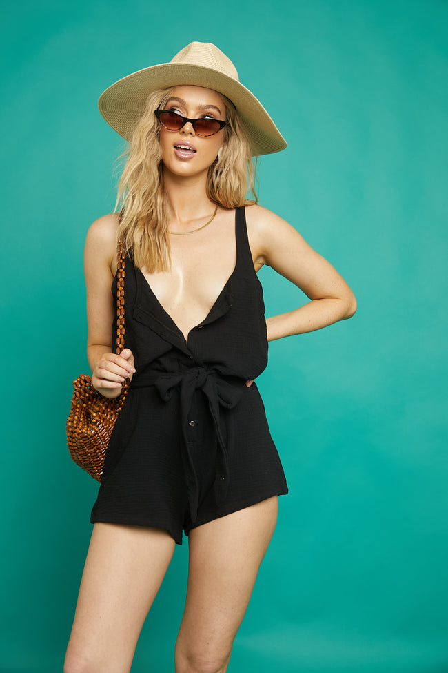 Smitten Romper by Stillwater - FINAL SALE