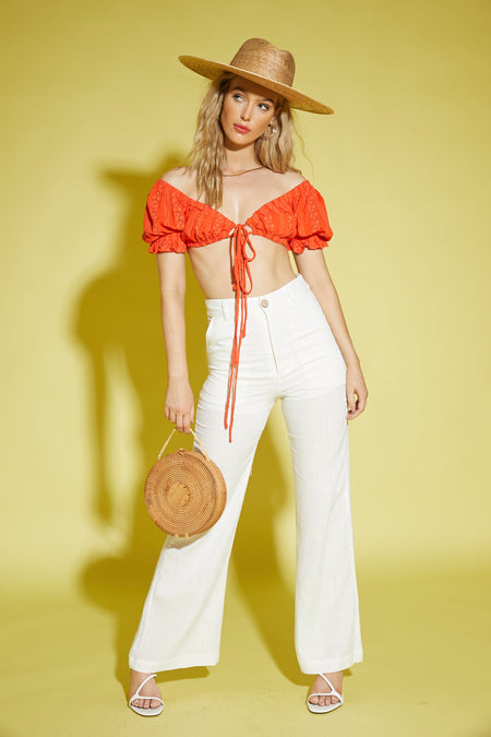 Tropic Like It's Hot Maxi Skirt- FINAL SALE