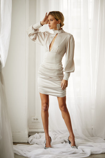 Champagne Toast Dress - FINAL SALE