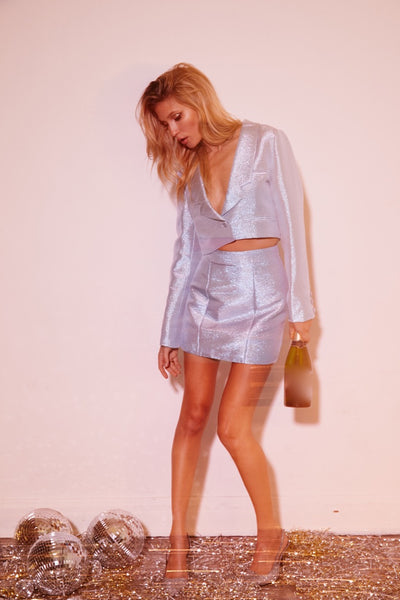 Juliette Mini Skirt by For Love & Lemons - FINAL SALE
