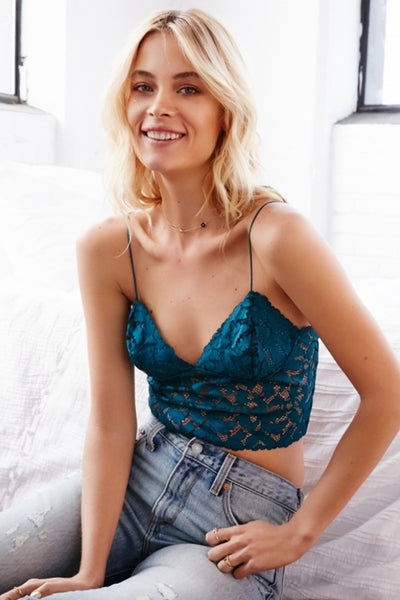 Lacey Lace Brami by Free People - FINAL SALE