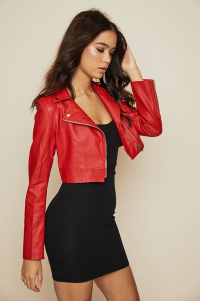 Bad Blood Moto Jacket - FINAL SALE