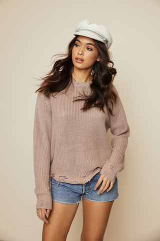 Unspun Sweater