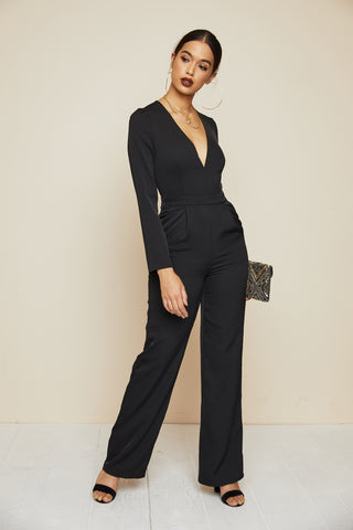 Head To Toe Jumpsuit