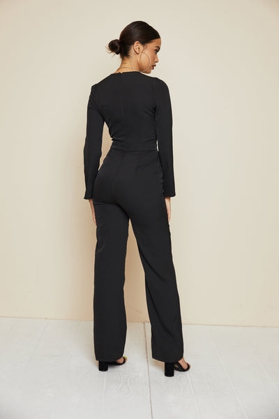Head To Toe Jumpsuit - FINAL SALE