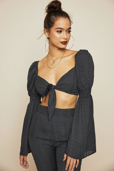 Salsa Crop Top - FINAL SALE