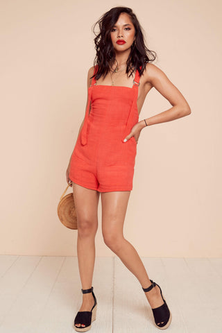 Fruit Punch Romper