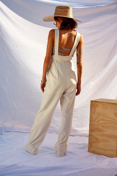Feel Alright Jumpsuit - FINAL SALE