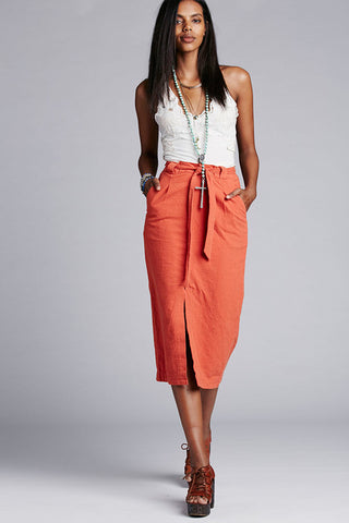 Easy Breezy Skirt by Free People - FINAL SALE