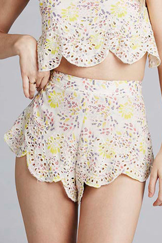 So Much Fun Short by Free People - FINAL SALE