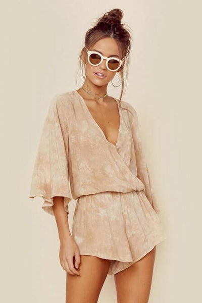 Wild And Free Romper by Blue Life - FINAL SALE