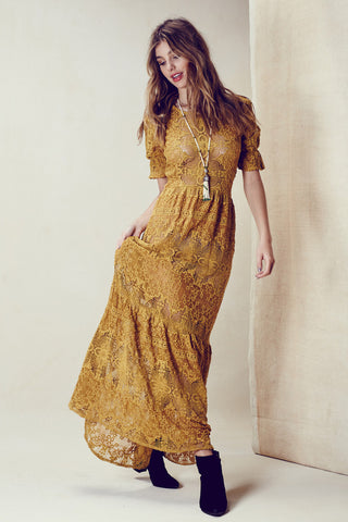 Sienna Maxi Dress by For Love & Lemons