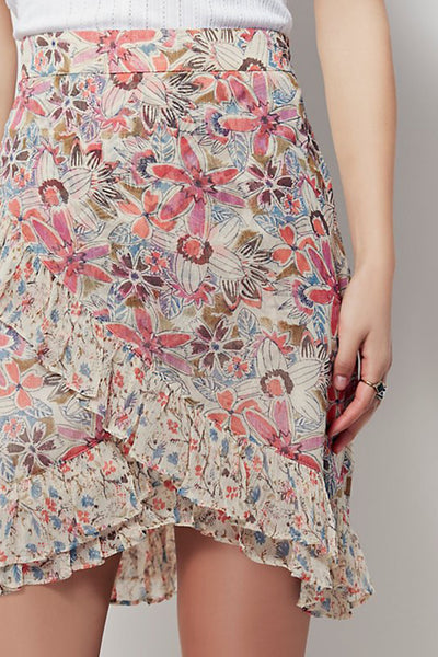 Around The World Skirt by Free People - FINAL SALE