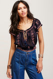 Paisley Park Top by Free People - FINAL SALE
