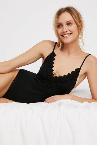 Gia Bodysuit by Free People