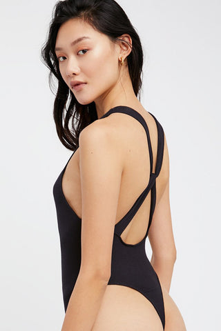 Up And Around Bodysuit by Free People