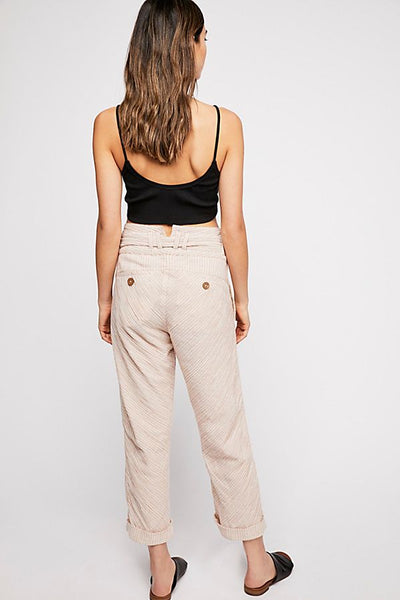 Rumors Yarn Dye Harem Pants by Free People - FINAL SALE