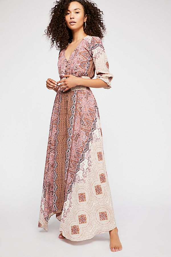 Mexicali Rose Maxi by Free People