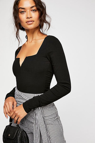 Zoe Bodysuit by Free People