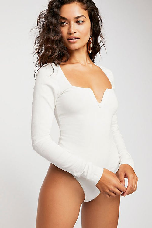 Zoe Bodysuit by Free People - FINAL SALE