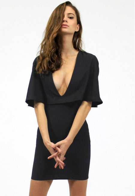 Balmain Plunge Dress by Lioness - FINAL SALE
